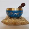 Blue Singing Bowl | Yoga