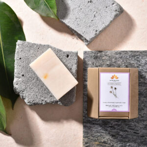 Kumkumadi Ayurveda Herbal Vegan Face Wash Soap