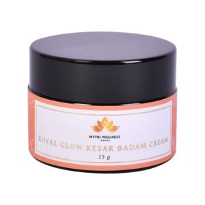 Kesar Badam Ayurveda Vegan Herbal Cream