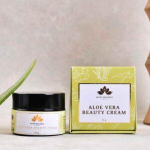 Aloe Vera Beauty Cream Ayurvedic Herbal