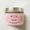 Soy Wax Scented Candle - Rose