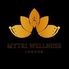 Mytri Wellness Logo Transparent
